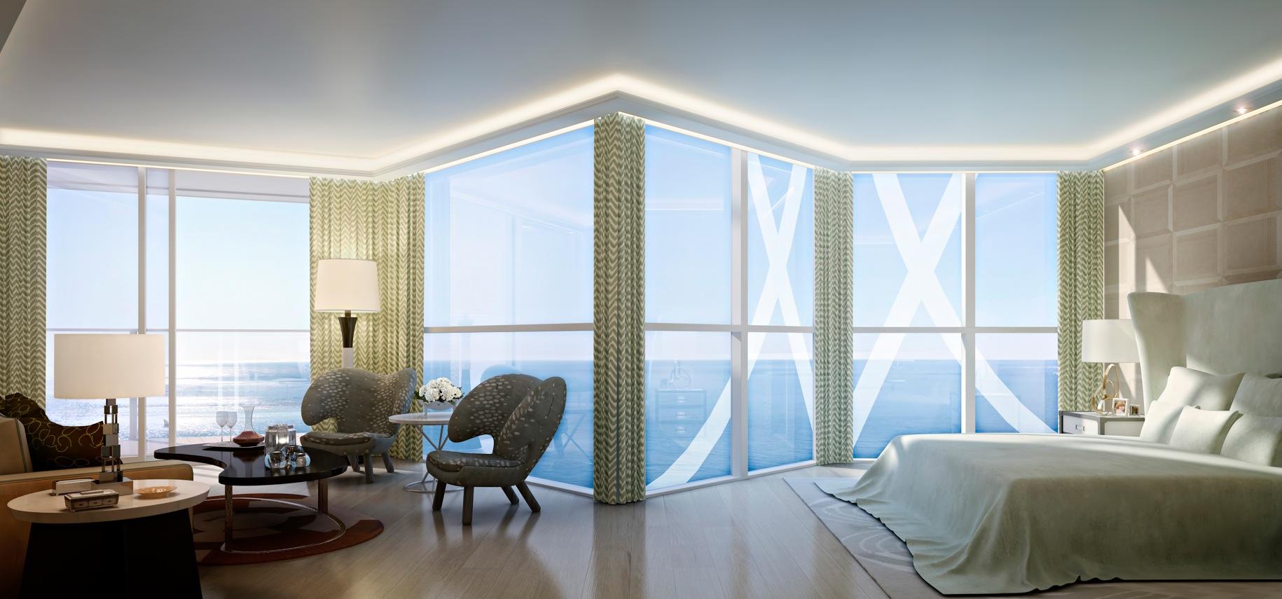 Monaco l 39 appartement penthouse de 300 millions d 39 euros de la tour o - Appartement le plus cher monaco ...