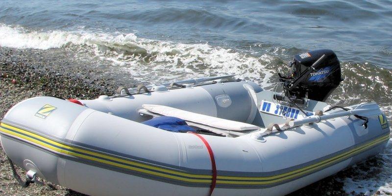 Totalement ivre il tente de ranimer un bateau pneumatique - Canot pneumatique gonflable ...