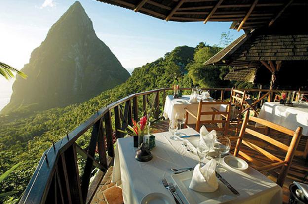 Les 15 restaurants les plus incroyables au monde for Hotel dans le monde
