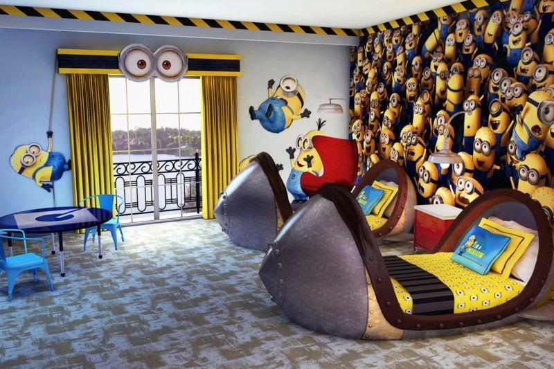 Chambre D Enfant De5 Ans - Rellik.us - rellik.us
