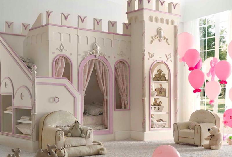 Les plus belles chambres d 39 enfants qui vous donneront for Chambre petite fille originale