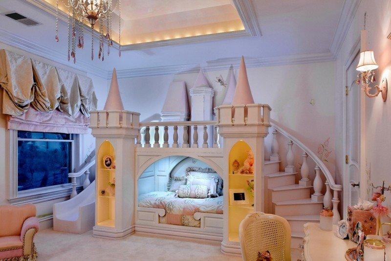 les plus belles chambres denfants qui vont vous donner envie davoir 5 ans - Chambre Fille 5 Ans