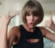 Taylor Swift-rap-tapis-de-course-se-vautre-chute-fail-pub-apple-music