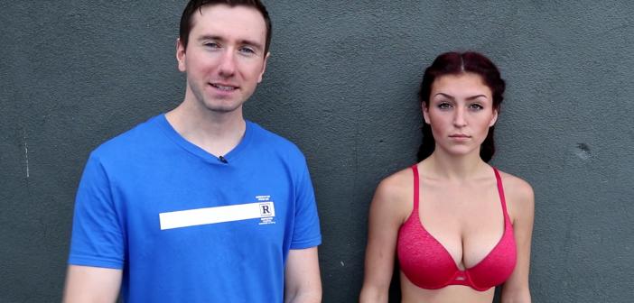 Ils luttent contre le cancer du sein en dégrafant des soutiens-gorges