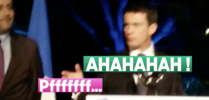 L'énorme gaffe de Manuel Vallse lors de sa rencontre avec le président tunisien