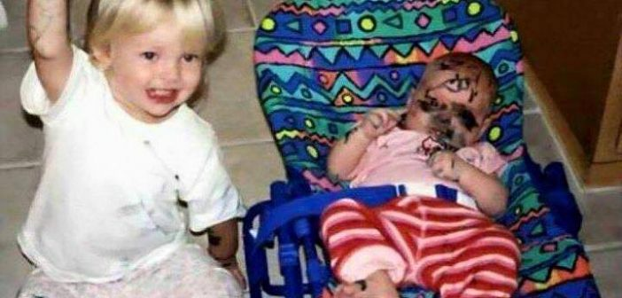 Les photos à voir avant de choisir de faire un enfant
