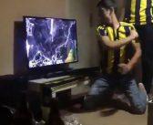 Un joueur du Fenerbahce recherche un supporter qui a explosé sa télévision.