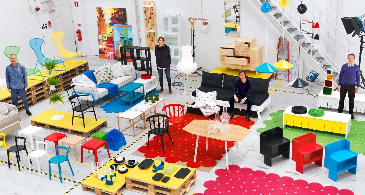 ikea interdit les parties de cache cache g antes. Black Bedroom Furniture Sets. Home Design Ideas