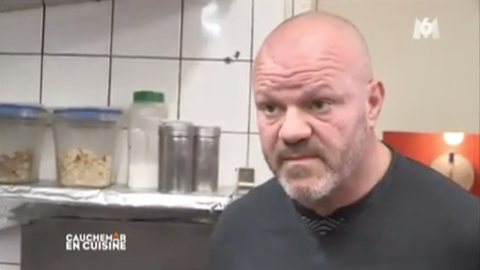 Cauchemar en cuisine un cuisinier humili devant toute la france - Cauchemar en cuisine en france ...