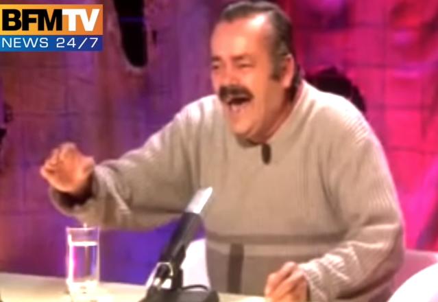 parodie espagnol rire