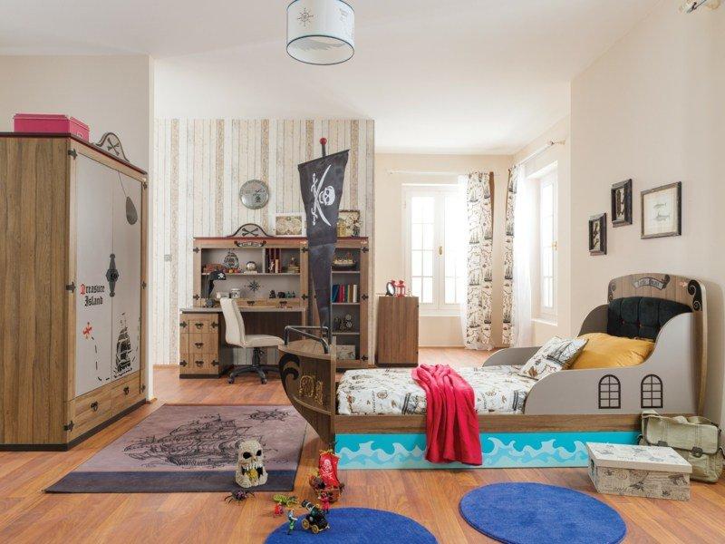 les plus belles chambres d 39 enfants qui vous donneront. Black Bedroom Furniture Sets. Home Design Ideas