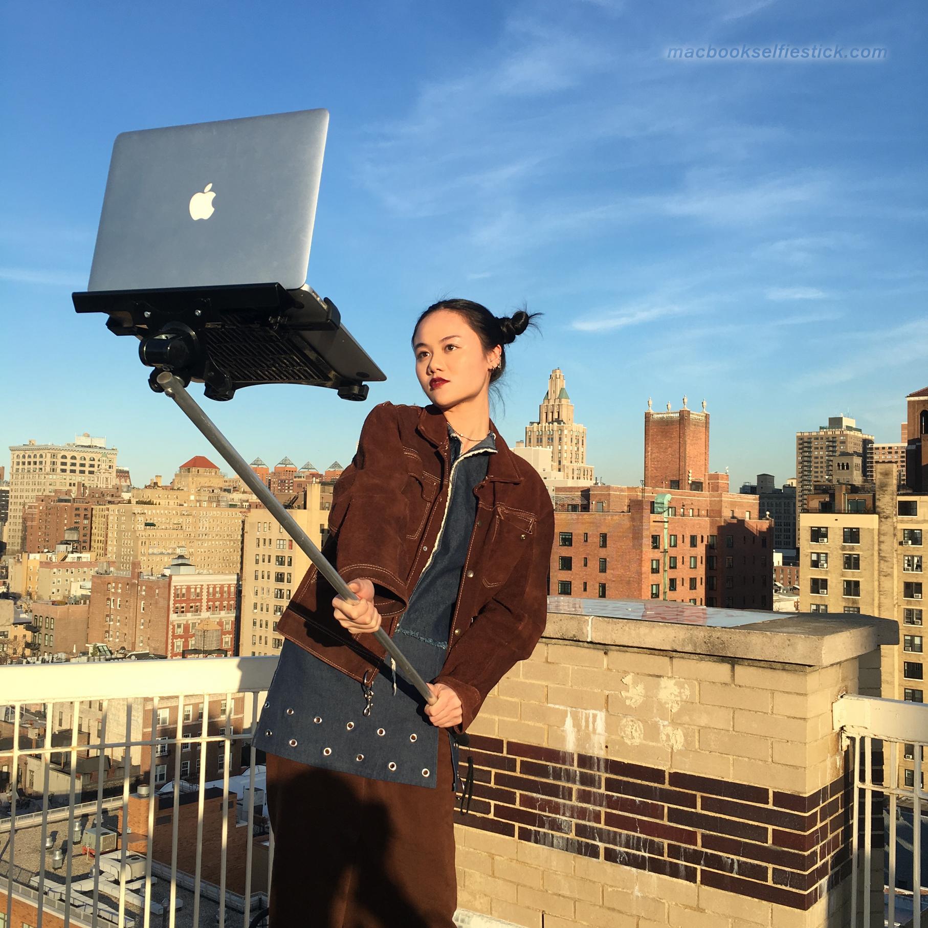 selfie stick pour ordinateur