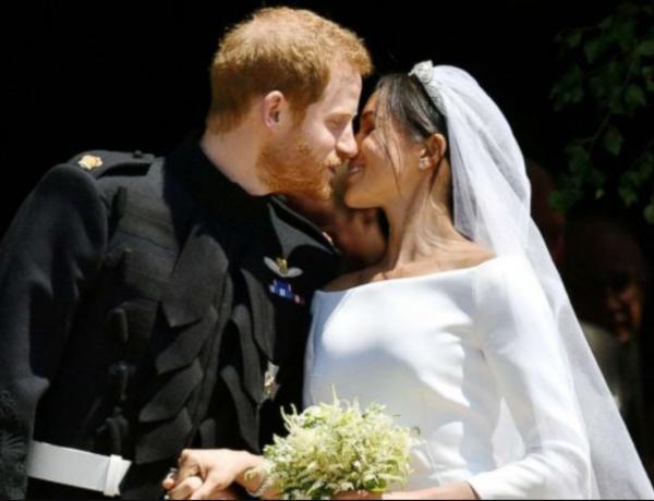 Les meilleurs moment du mariage royal du prince Harry et de Meghan Markle