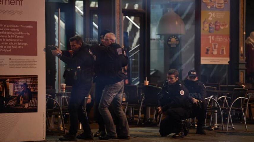 Fusillade à Strasbourg : la vidéo de l'assaut et des échanges de coups de feu