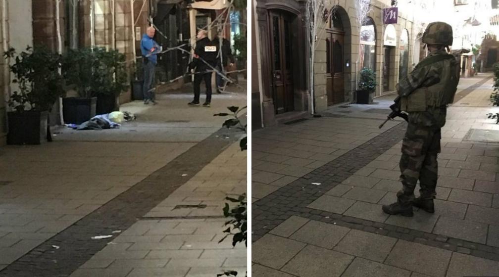 Fusillade à Strasbourg : Les cris insoutenables juste après l'attaque